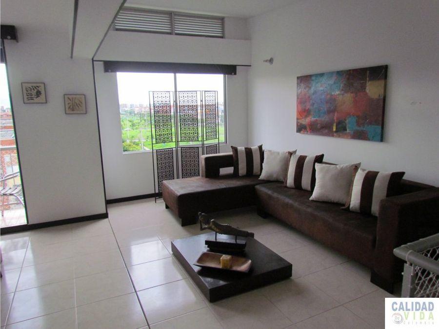 alquiler amplio apartamento valle del lili cali