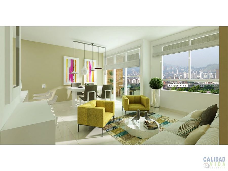 vendo apartamento para estrenar en valle del lili