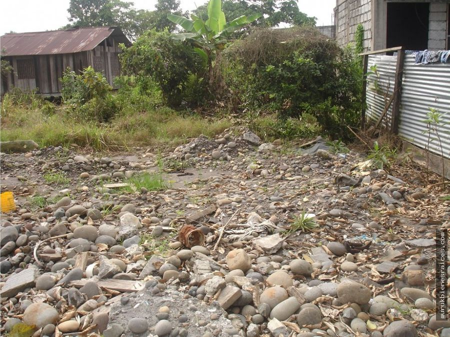 el cocaventaterrenos 200 m2barrio el moretal