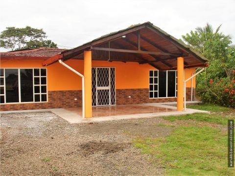 el cocaventa casa como nuevabarrio nuevo coca villa de 135m2