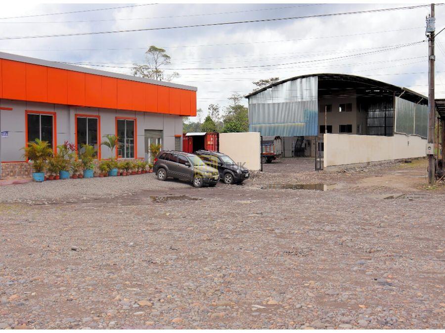 el coca orellanaarriendo campamentogalponzona industrial