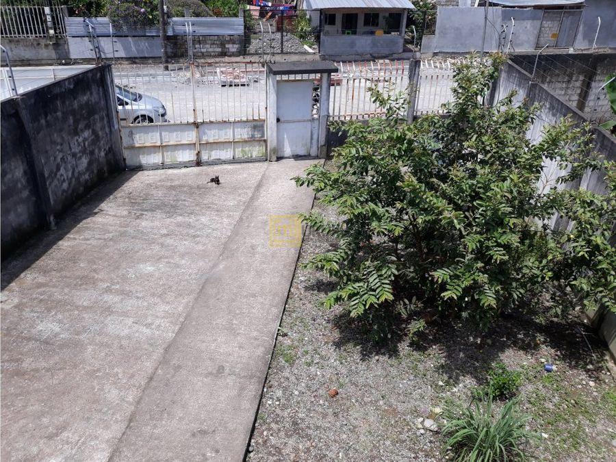 el coca orellanaventa o arriendocasa 130 m2barrio los rosales