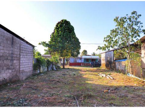 el coca orellanaventaterreno medianero 315 m2 barrio nuevo coca