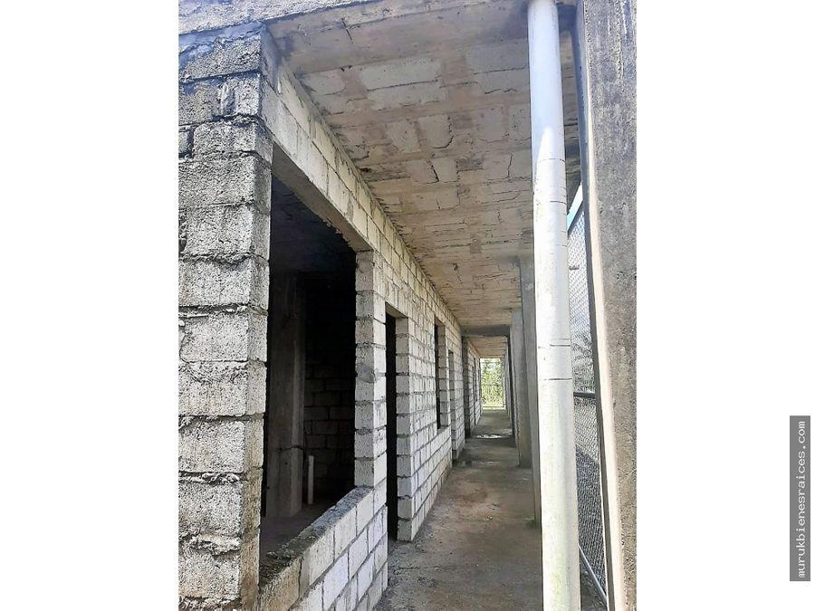 el cocaventaconstruccion de 358 m2 en obra negra