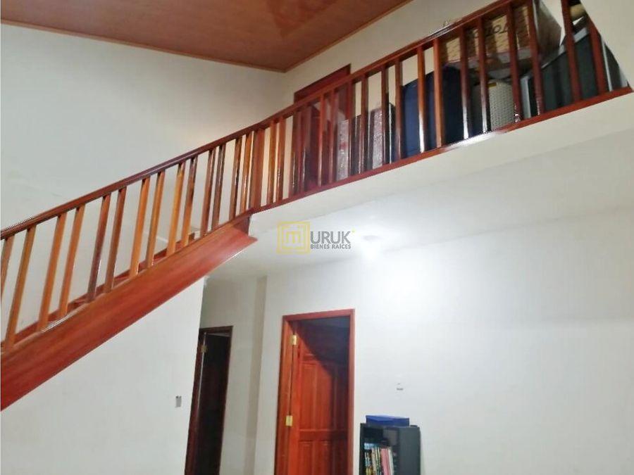 el coca orellanaarriendo casa 135 m2barrio 30 de abril