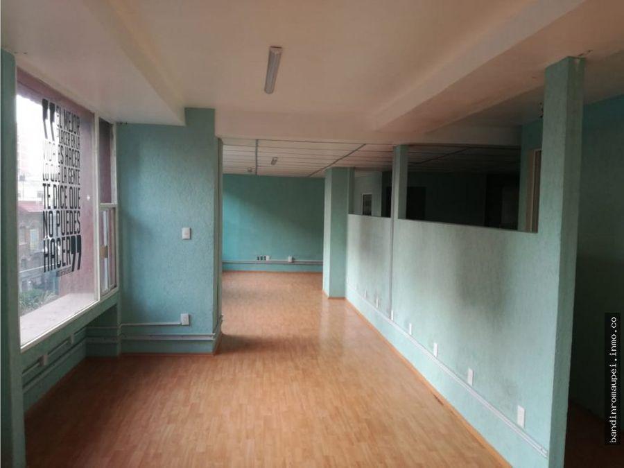 oficina renta1 privado1 bano 1 est roma