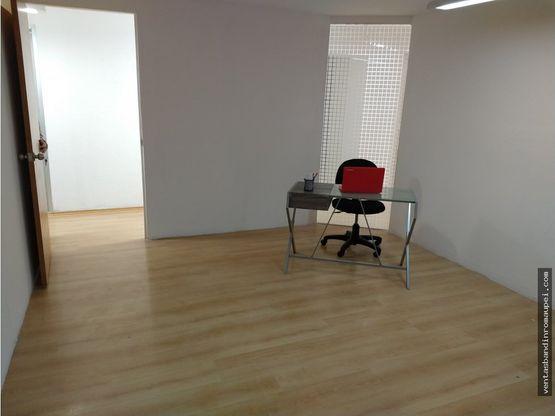oficina pequena ideal para 5 personas sin aval