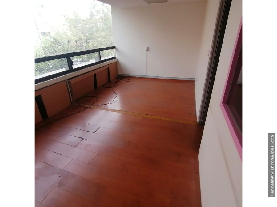 oficina en renta a 2 calles de metro chapultepec