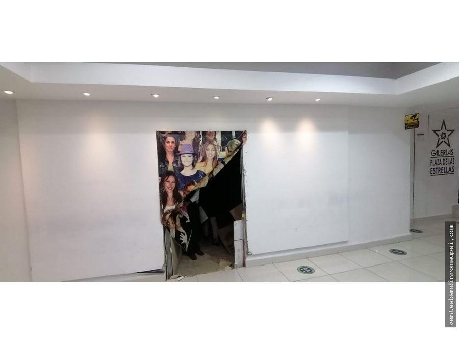 excelente local 165m2 en plaza comercial galerias en pb