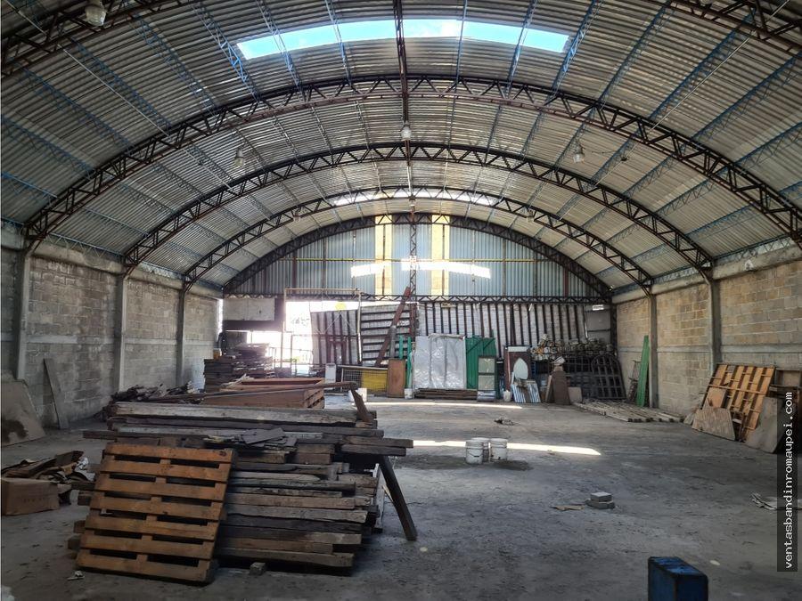 bodega en renta zona industrial de iztapalapa
