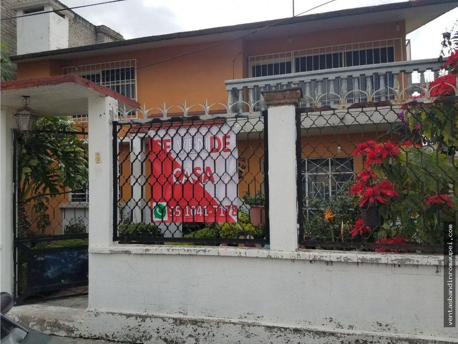 hermosa casa en esquina ecatepec