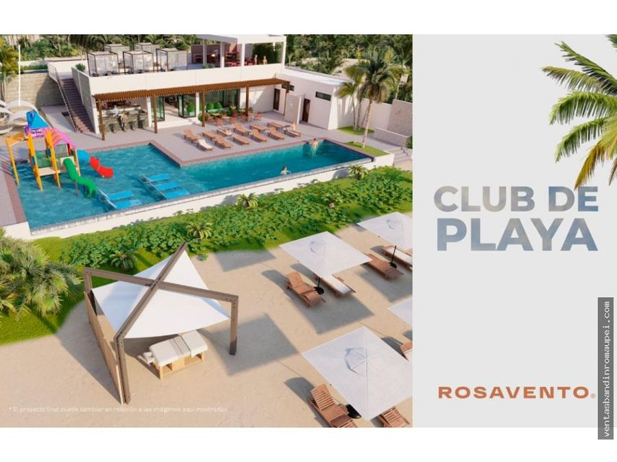 terrenos residenciales rosavento ciudad maya