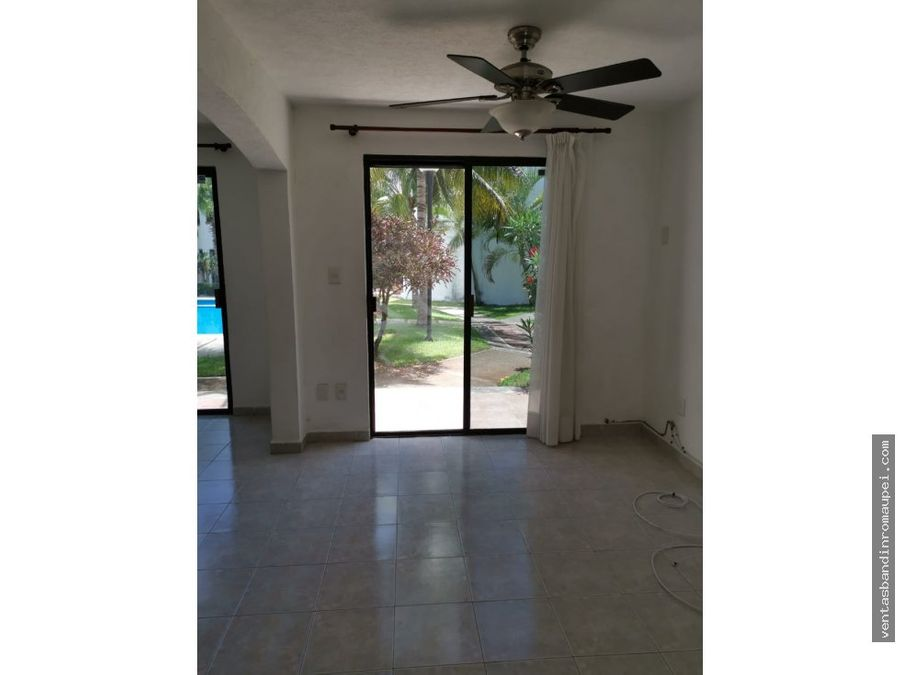 renta de hermosa casa en cancun quintana roo