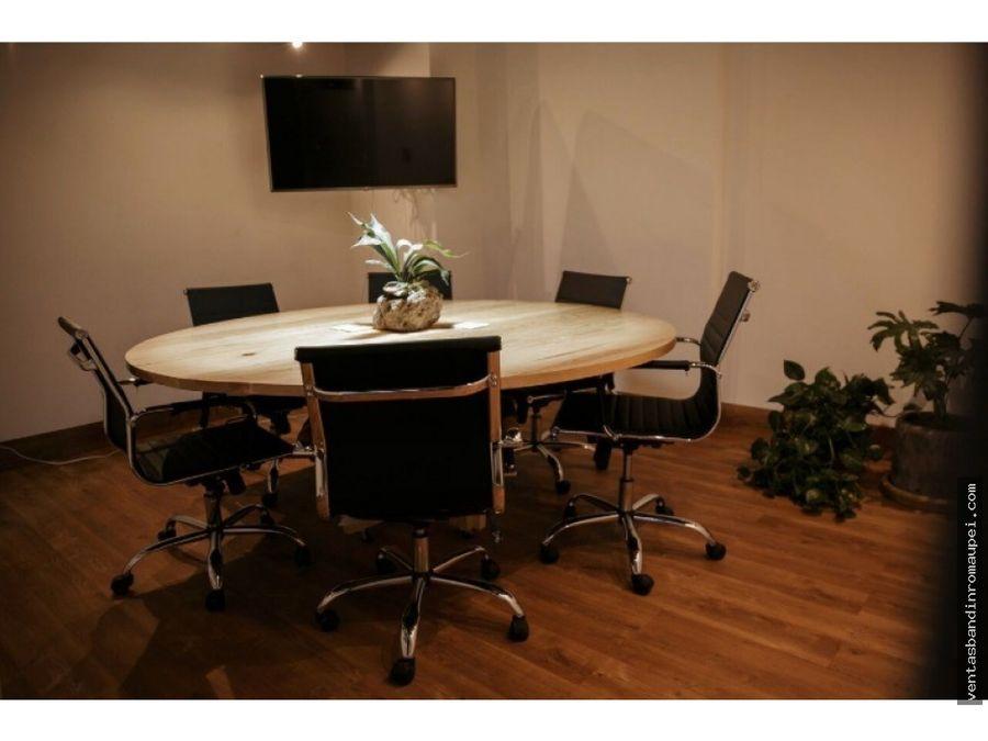 excelente oficina equipada para coworking