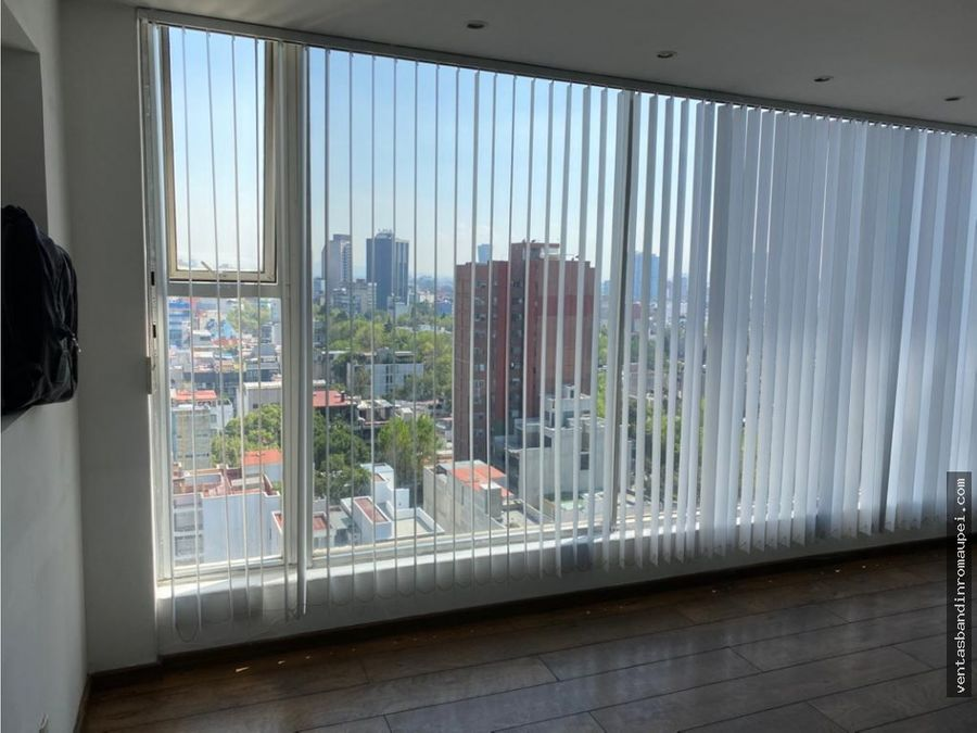 amplia oficina en la colonia roma
