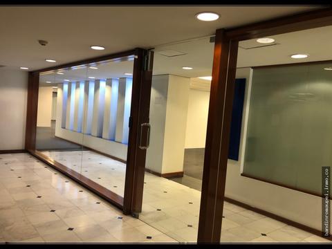 oficina de 350m2 en paseo de la reforma