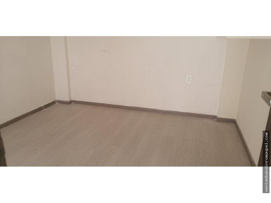 oficina de 78 m2 en 2 niveles 4 privados 2 banos col alamos