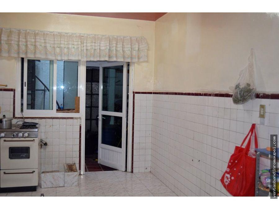 excelente casa en polanco ideal para inversionistas