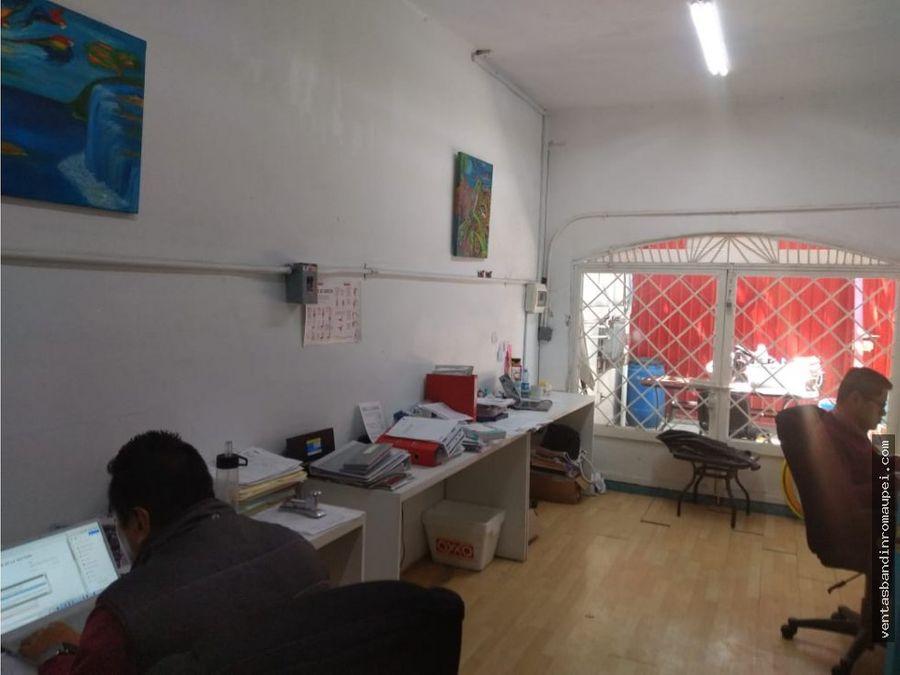 amplia casa para oficinas en narvarte