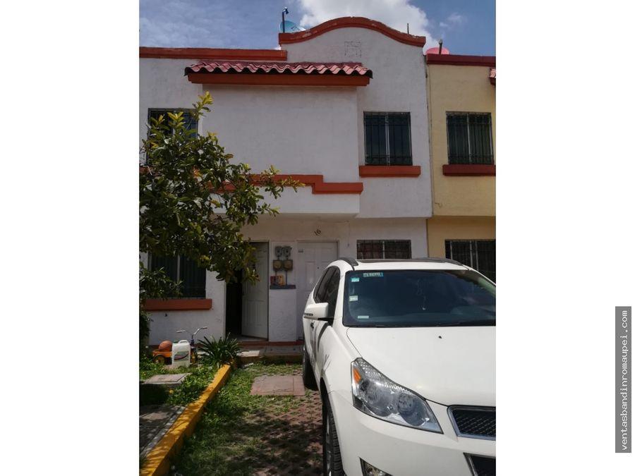 casa en venta de 51m2 2 recamaras edomex