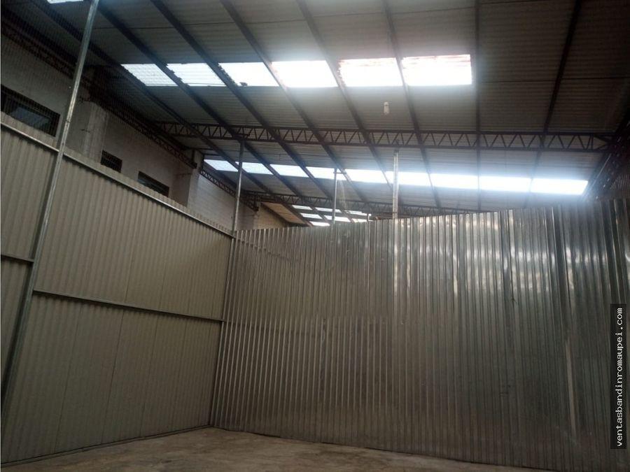 renta de minibodegas metalicas unitarias
