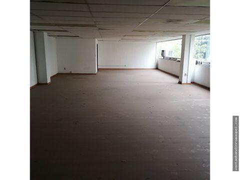 oficina de 240 m2 espacios muy amplios