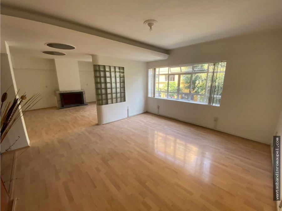bonita casa en renta para oficinas en hipodromo condesa