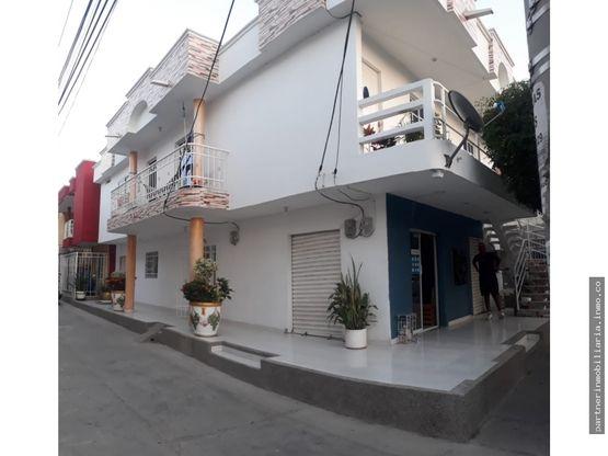 Gran Oportunidad Casa con local más apto independiente SANTA MARTA