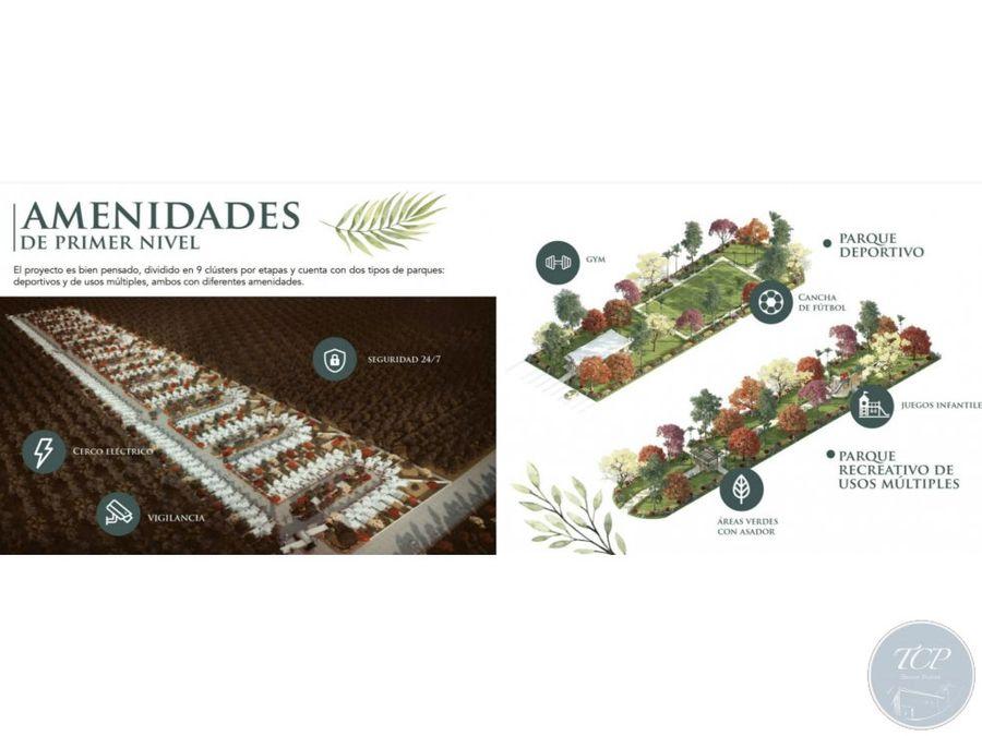 casa 2 plantas 3 habs privada botanico modelo 206