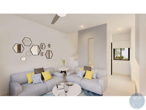 casa nueva zona nte dzitya 2 habitaciones