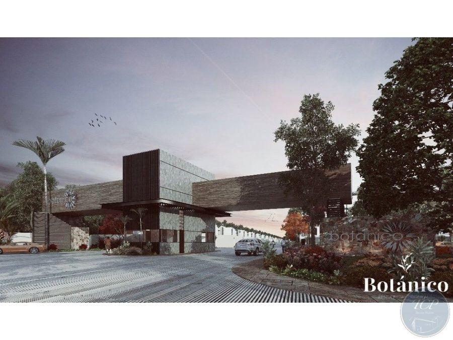 casa preventa 2habs privada botanico modelo 143