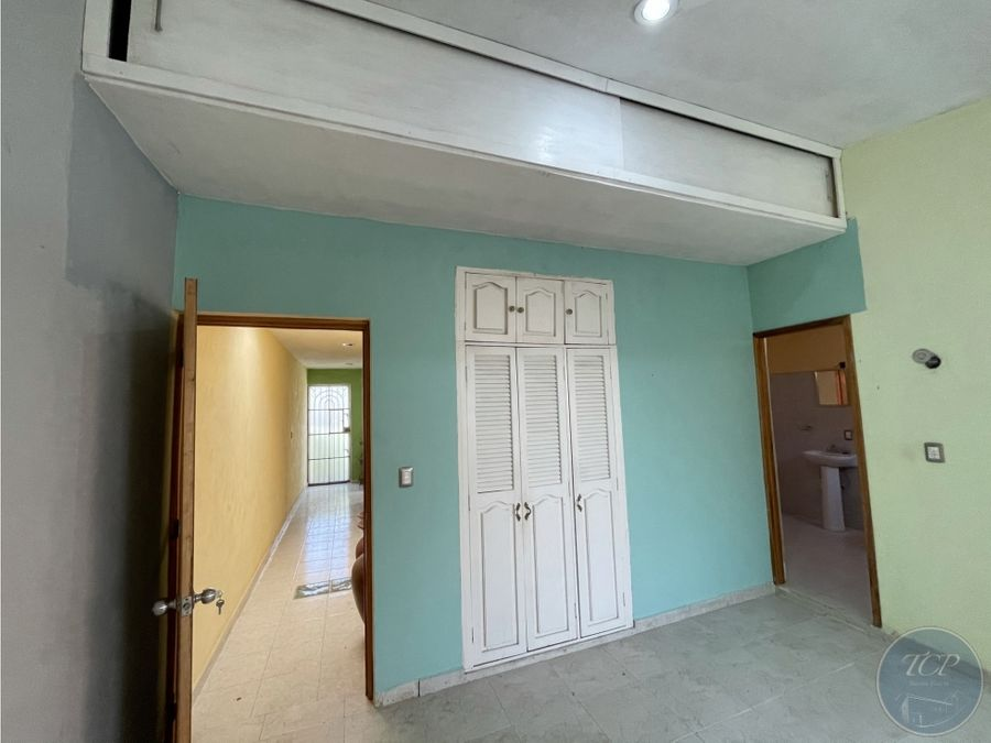 casa 4 habitaciones 1 estudio en emiliano zapata norte