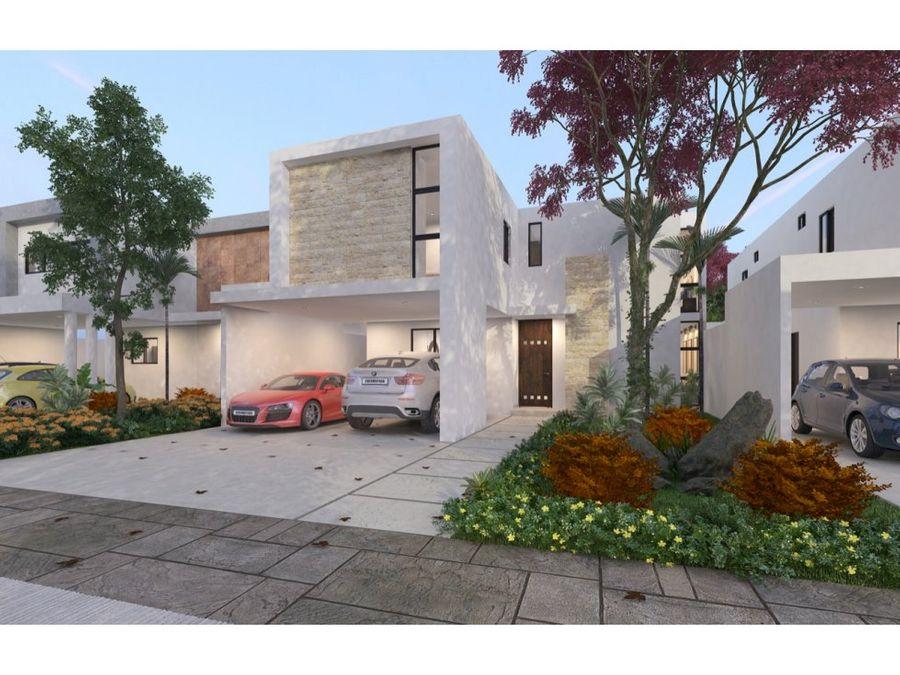 casa 3 habitaciones y alberca priv residencial amaranto mod 237
