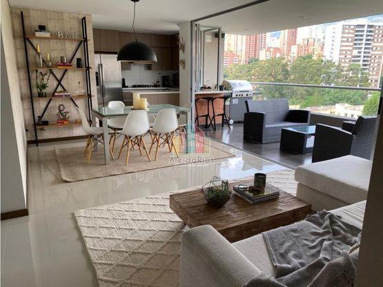vendo apartamento sector frontera envigado