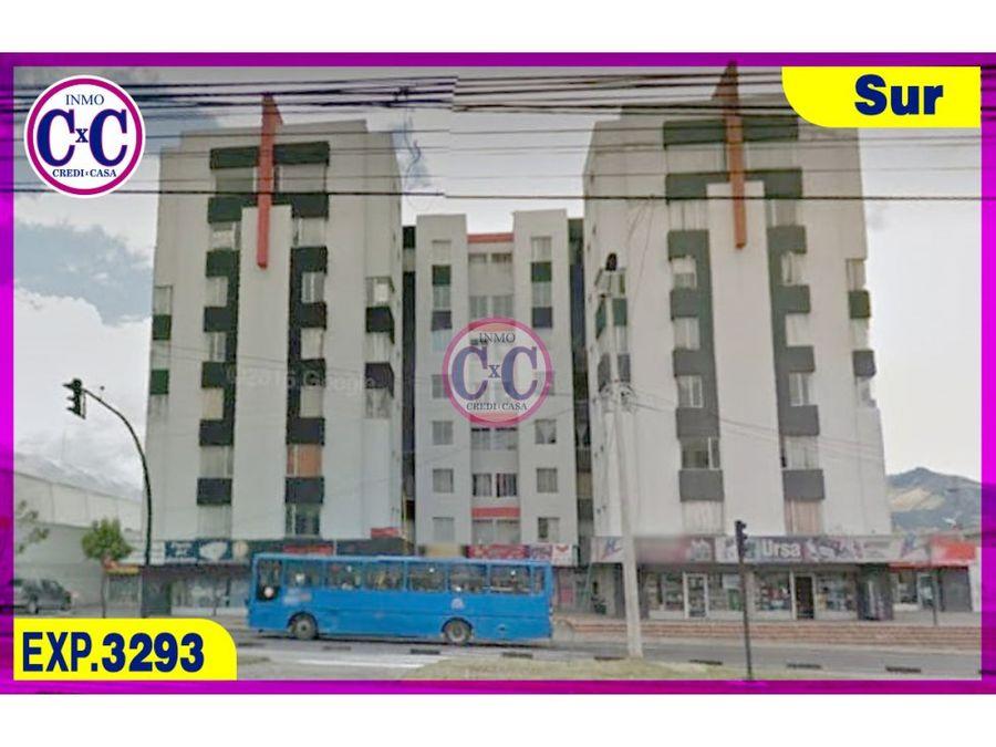 cxc venta departamento guajalo exp 3293