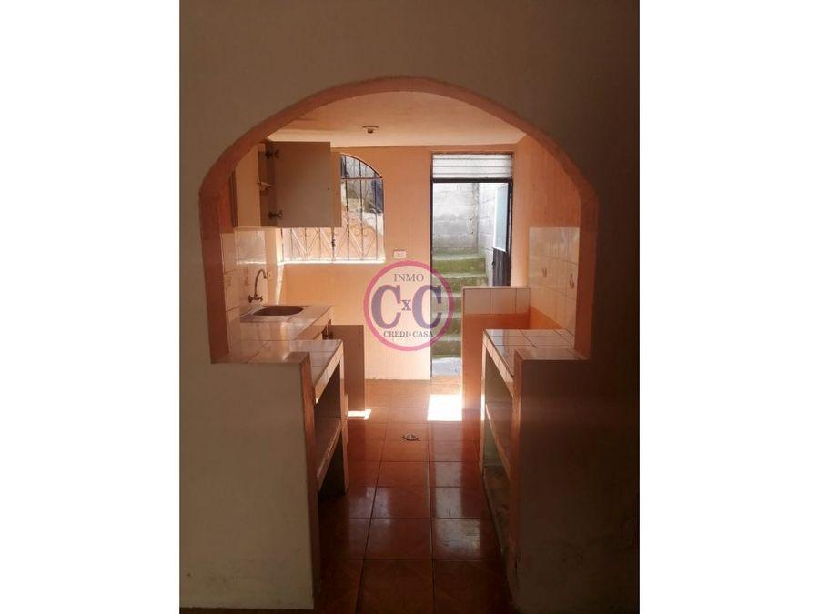 cxc casa independiente carapungo exp 2486