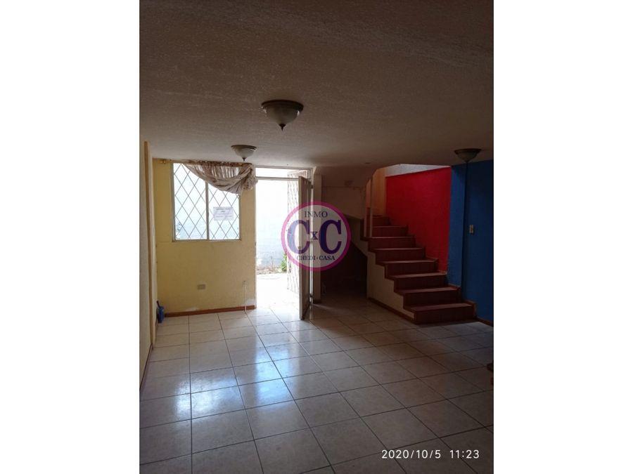 cxc venta casa duplex llano grande exp 2533