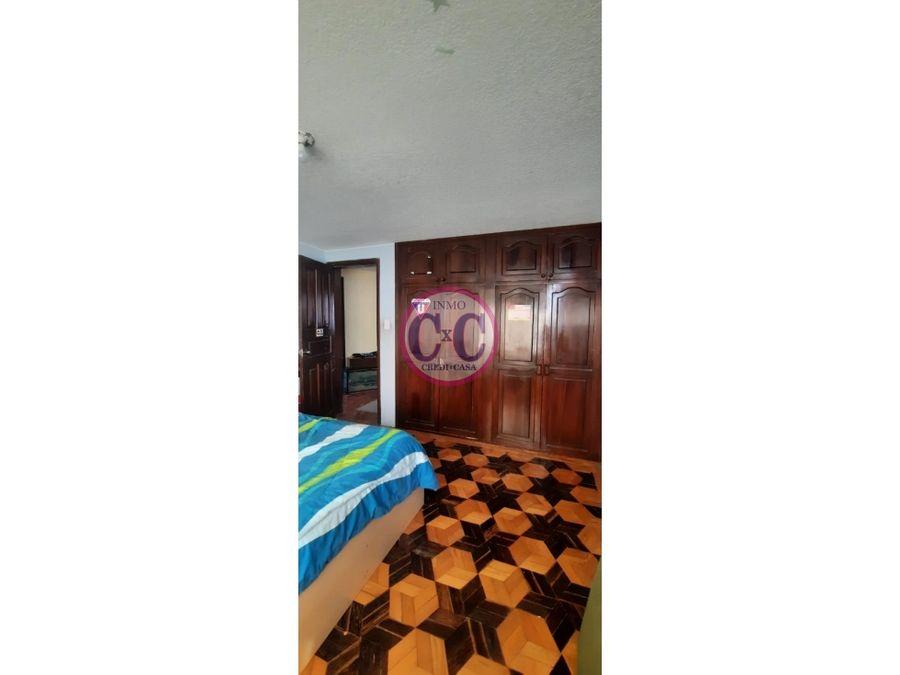 cxc venta de casa en conjunto conocoto exp 4190
