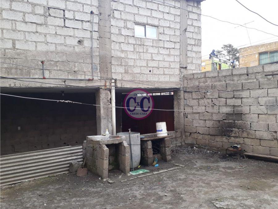 cxc venta casa independiente local comite del pueblo exp 2574