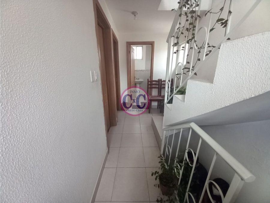 cxc venta casa en conjunto las cuadras exp 3746