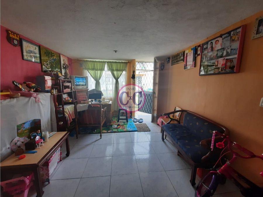 cxc venta casa en conjunto guamani exp 3760