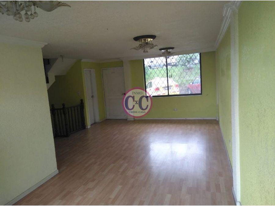 cxc venta casa puengasi exp 4080