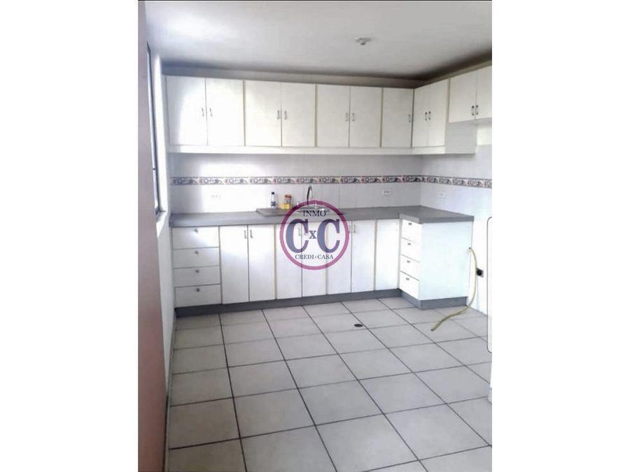 cxc venta de casa el arenal exp 2493