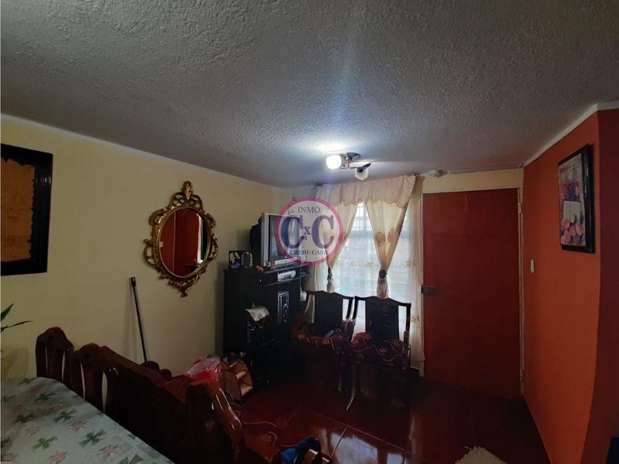 cxc venta casa conjunto cutuglagua exp 3631