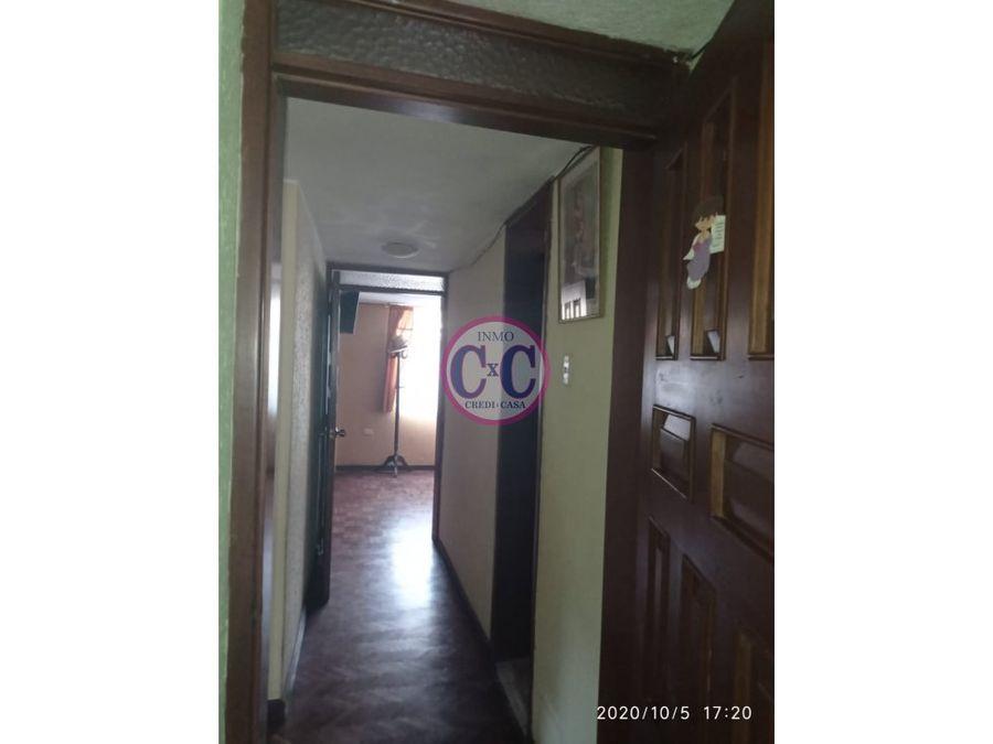 cxc venta departamento barrio nuevo exp 3655