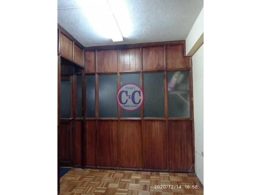 cxc venta oficina manuel larreal exp 9040