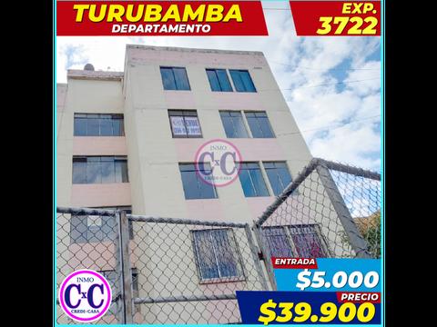 cxc venta departamento turubamba alta exp 3722