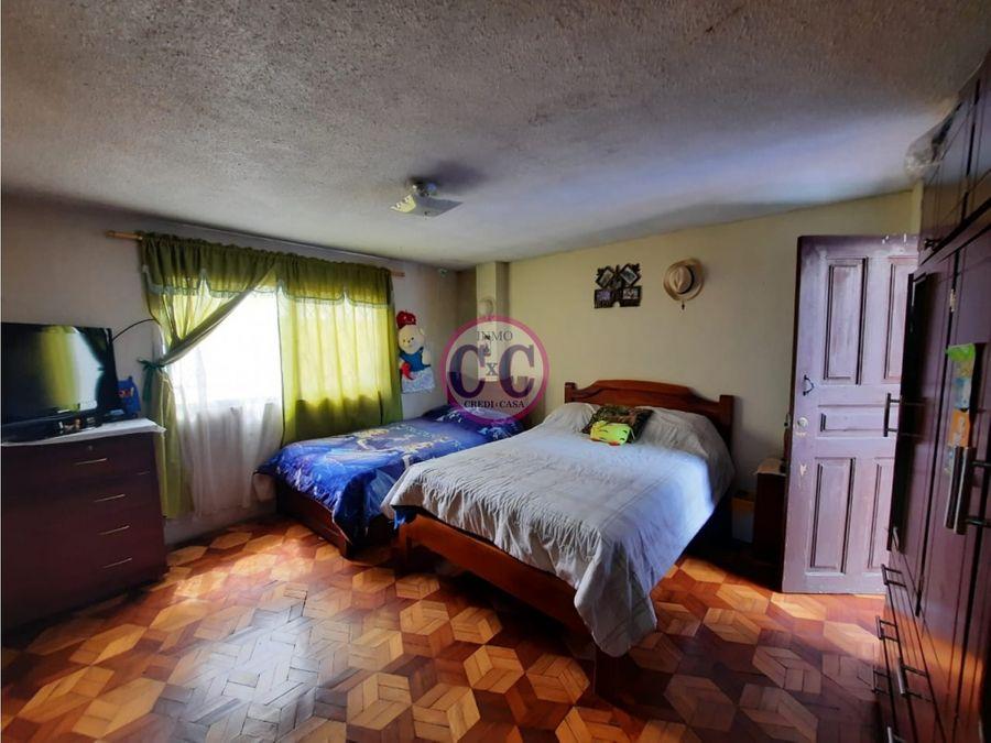 cxc venta casa independiente san roque exp 1112