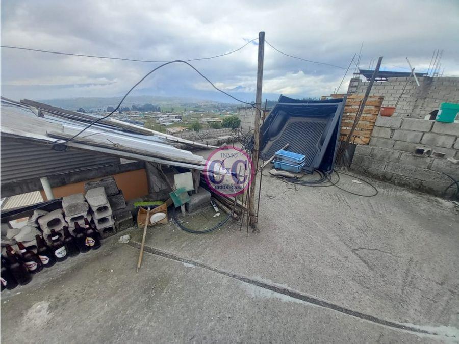 cxc venta casa rentera 12 agua paquisha exp 3767