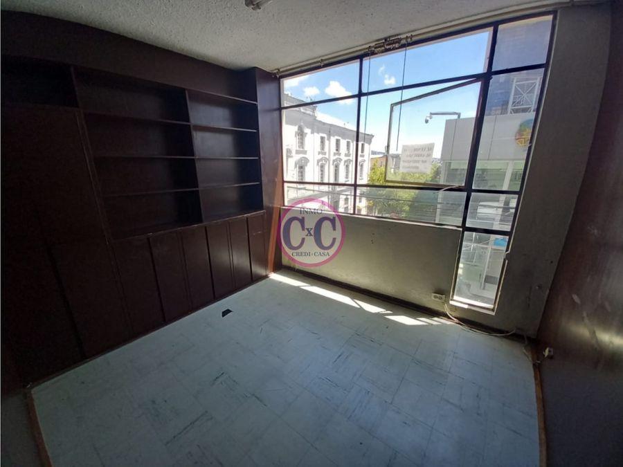 cxc venta de oficina larrea exp 9046